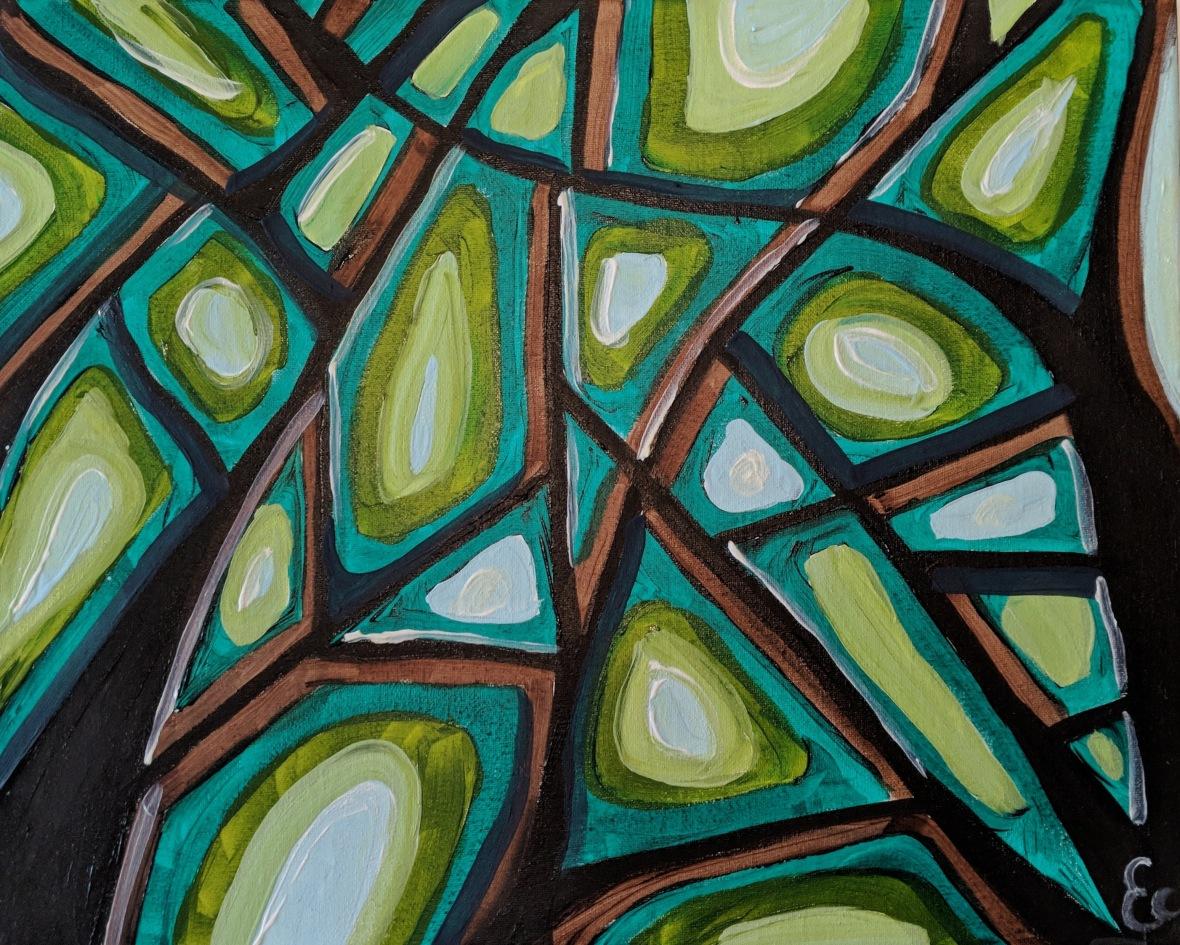 stainedglassleaves